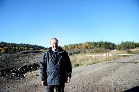 KOMMER KANSKJE: Ordfører Petter Berg (H) er invitert til å delta på arrangementet i lysløypa på Tveiten søndag og sier at han kommer så sant han har anledning.