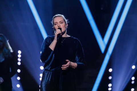 Agnes Stock har i høst sjarmert det norske folk i «The Voice» på TV2.