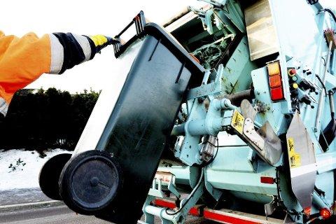 ENDTE I KONKURS: Veireno kjørte søppel for Vesar.