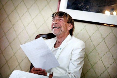 NY LÅT: På sin egen 70-årsdag slipper Jahn Teigen en helt ny låt.