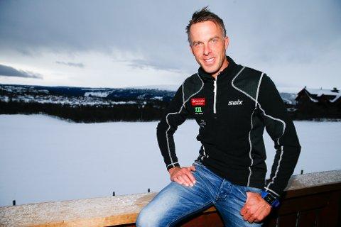 ANDERS AUKLAND, LANGRENN: Seier i Årefjällsloppet i langløpscupen Ski Classics.