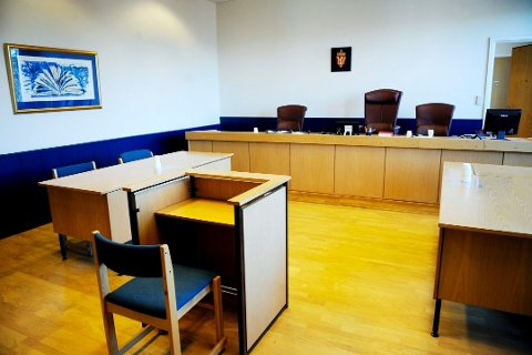 DØMT: De tre tenåringene ble i Tønsberg tingrett alle dømt for overgrep mot en psykisk utviklingshemmed kvinne.