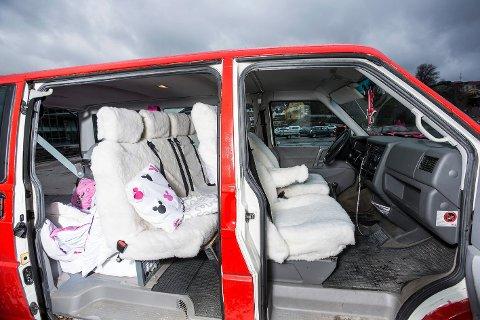 VIL HA SIKRE BILER: Statens vegvesen tilbyr nå gratis teknisk kontroll av russebiler.