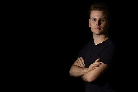 SPALTIST: Jakob Semb Aasmundsen er spaltist i Tønsbergs Blad.