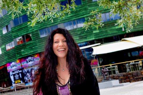 STIPEND: Linda Kvam er en av fem mottakere av fylkeskommunens kultur- og idrettstipender.