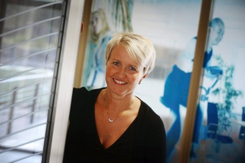MØTER KRISEN: Ranveig Rønningen Saaghus jobber som lederutvikler. Nå må hun ta nye grep i egen virksomhet, men vet at mange trenger hennes hjelp nå.