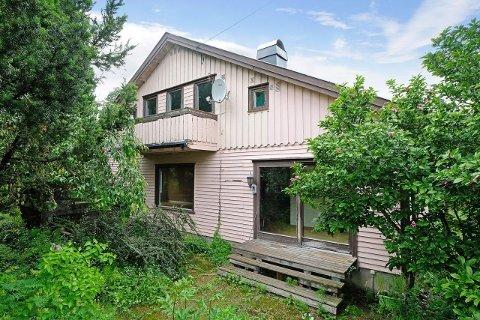 TRENGER OMSORG: Renoveringsprosjektet på Nøtterøy ble solgt for 3,2 millioner.