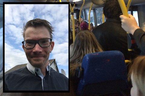 Bror Åmot ble rystet av det han hørte i Bodø.