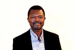 """KANDIDAT: """"Jeg er stolt av å tilhøre et parti som setter menneskeverdet høyere enn materielle verdier,"""" skriver Muctarr Koroma, som står på tredje plass på Vestfold KrFs liste til stortingsvalget."""