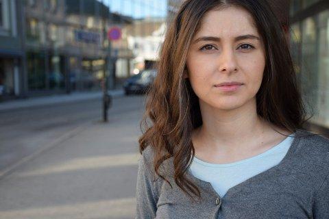 AP: Lozan Balisany (25) i Arbeiderpartiet håper på sikre seg og Ap en plass på Stortinget.