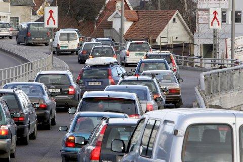 NYTTIG: Uten bilen ville livet bli utrolig komplisert for de fleste av oss. Foto: Peder Gjersøe