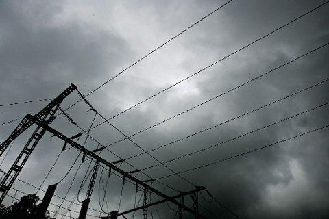 Trøbbel i Kina gir høyere strømpris i Norge.