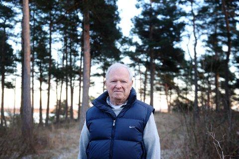 BRU: Ola Gøthesen ønsker Vestfjord-forbindelse.