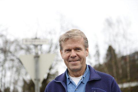SLUTTER: Biskop Per Arne Dahl slutter i august.