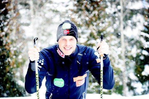 FORNØYD: - Med en solid økonomisk aktør i ryggen har vi kunnet konsentrere oss om det sportslige, sier Jørgen Aukland.