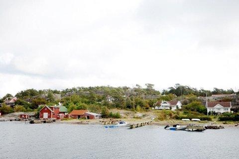 RIVES: Båtbyggerstien kan rives for å oppføre fritidsbolig i hundremetersbeltet