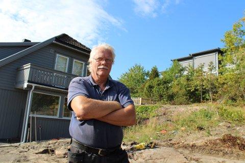 VIL ENDRE INNSTILLING: – Vi må prøve å normalisere byggesaksbehandlingen, sier arkitekt Dag Langve Sauge.