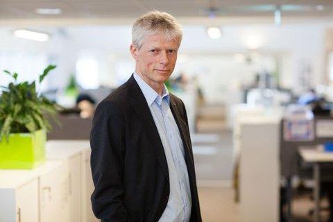 SKATTEOPPGJØRET ER KLART: Du kan fortsatt endre skattemeldingen for 2017 hvis du oppdager feil, sier skattedirektør Hans Christian Holte.
