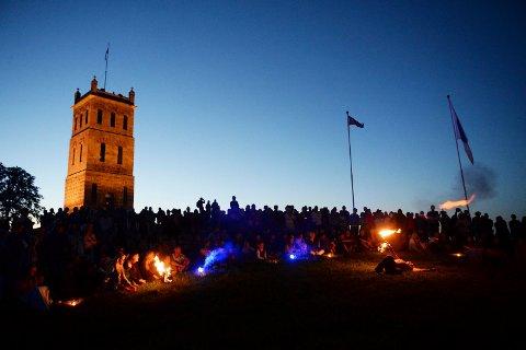 MIDLER: En videreutvikling av «Flammer over Borgen» har nå blitt tildelt 100.000 fylkeskommunale kroner.