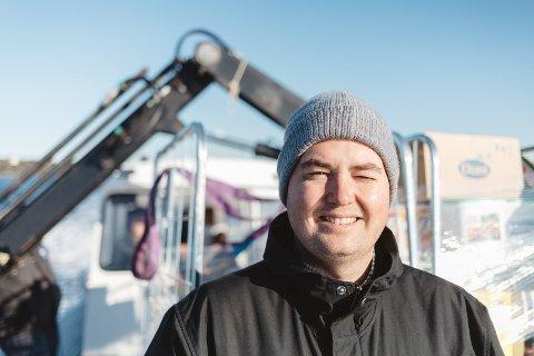 Eirik Vigeland mener byggebransjen bør lage gode løsninger for felles digitale tjenester, slik som Spotify og Netflix.