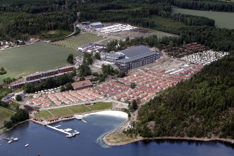 NM: Her på Olsofjord Convention Center ved Melsomvik i Sandefjord arrangeres NM i poker senere i år. Scanpix/Tor Richardsen