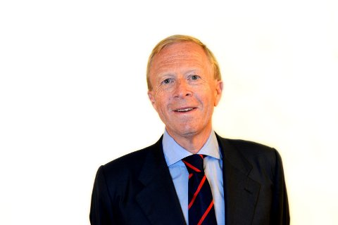 NYTT VERV: Vidar Ullenrød har en rekke styreverv i privat næringsliv og offentlig sektor lokalt. Nå blir han trolig også styreleder i Vestfoldmuseene.