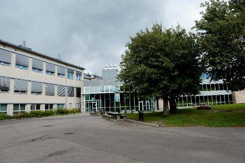TRUSLER: En elev har kommet med trusler mot Borgheim ungdomsskole.