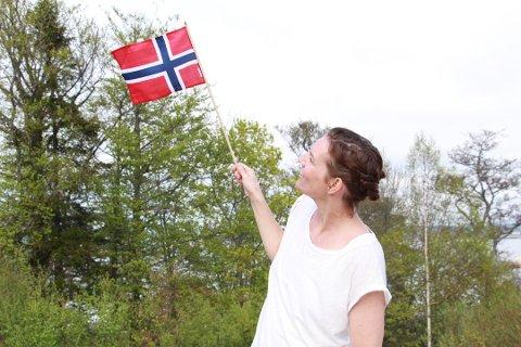 KOMITÉLEDER: Elin Dahling mener «flaggdebatten» er unødvendig.
