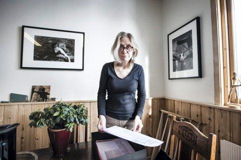 UTSTILLING: May-Irene Aasen stiller ut bilder fra «Gutta» på Preus Museum i august.
