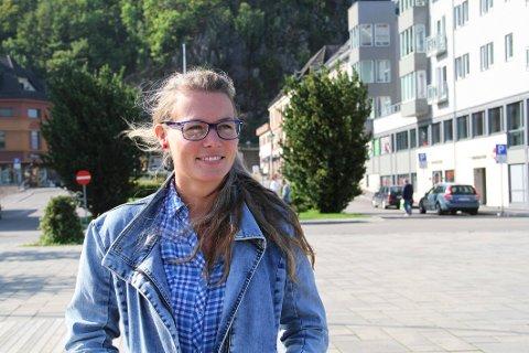 ADVARER: Ta ansvar for matsikkerheten, oppfordrer Anne Skottvåg alle som vil bygge ned matjord.