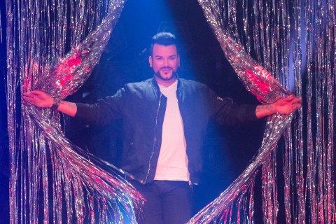 ErlendBratland skal konkurrere i den norske Melodi Grand Prix-finalen med sangen «Sing for you».