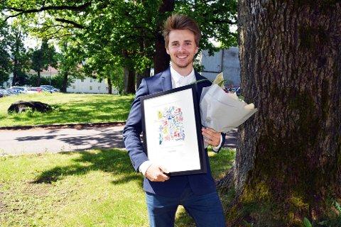 TRE KORTFILMER: Den prisbelønte egissøren Marius Myrmel fra Stokke, blir å treffe hos Tønsberg Filmklubb tirsdag kveld.