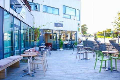 TIL SALGS: Havna Mat på Føynland er til salgs. Restauraten har konsentrert seg om thaimat, sushi og pizza.