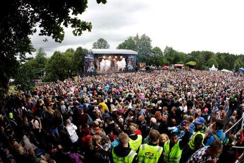 GODE NYHETER: Slottsfjellfestivalen avslører nå at de har fått en ny festivalsjef og kreativ leder.