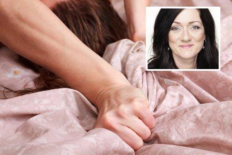 Sover du dårlig? Sex og orgasme kan hjelpe, men en ting kan gjøre søvnkvaliteten dårligere - særlig for menn. Sexolog Siv Gamnes sier at menn får oftere orgasme. Foto: Colourbox / Privat