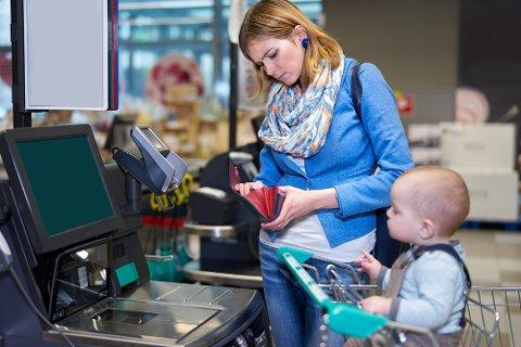 AUTOMATLIV: Første gangen jeg tenkte «Det er godt pappa slipper å oppleve dette!» var da Meny på Heimdal innførte betalingsautomater, skriver Anna Karlsen fra Tønsberg. (Illustrasjonsfoto: NTB Scanpix)