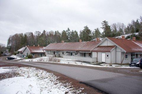 DØDE AV BRANNSKADER: Den avdøde var beboer ved Oserødmyra bofellesskap på Nøtterøy.