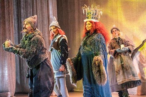 TIDLIG JUL: Nå har du mulighet til å skaffe billetter til årets turnéversjon av «Jul i Blåfjell».