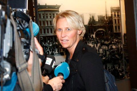 VIL HA REGLER: Stortingsrepresentant Maria Aasen-Svendsrud (Ap) fra Vestfold legger i helgen fram en rekke forslag for tiltak mot netthets under partiets landsmøte.
