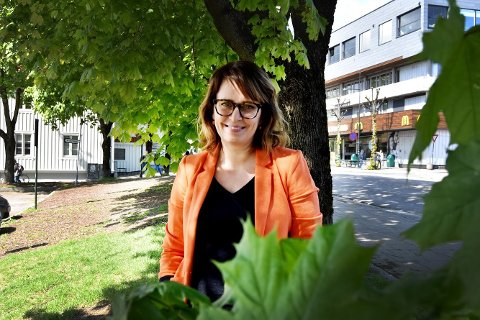 GODE RÅD: Tonette Hammer er psykolog og har mange gode råd både til skilte foreldre, gifte og samboere. Hør henne i denne ukens utgave av TB-podden.