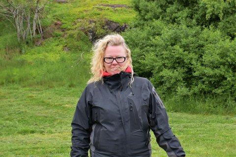 TOK OVER: Marianne Aakermann ble veileder i Røff Tønsberg da begge de daværende veilederne skulle flytte til Trondheim for å studere.