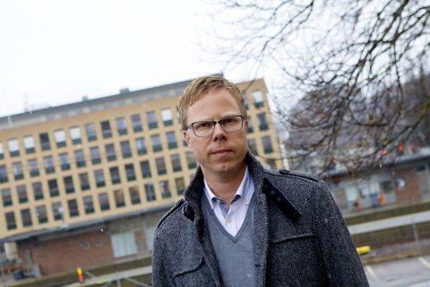 GIR JOBBTILBUD: Virksomhetsleder for Tønsberg kommunes hjemmetjeneste, Gullik Dokken, sier kommunen nå tilbyr ansatte i private hjemmehjelpbedrifter stilling i kommunen.