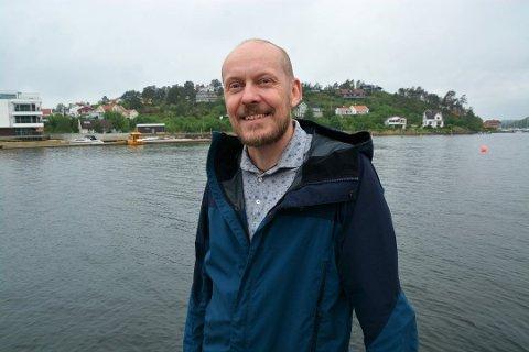 Kjell Anders Lier 1. kandidat MDG Tønsberg