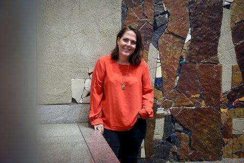 GRØNN: Jeg vil kunne se min egen datter i øynene når hun vokser opp og forstår hva jeg jobber med, skriver Lene Westgaard-Halle.