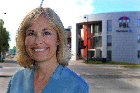 Anne Lindboe, Administrerende direktør, PBL
