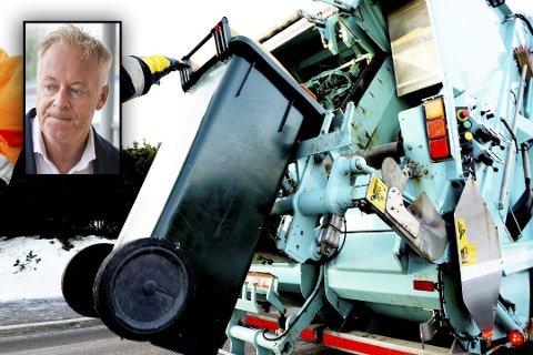 SØPPELSKANDALE: Veireno-sjefen Jonny Enger erkjente straffskyld og er nå dømt.