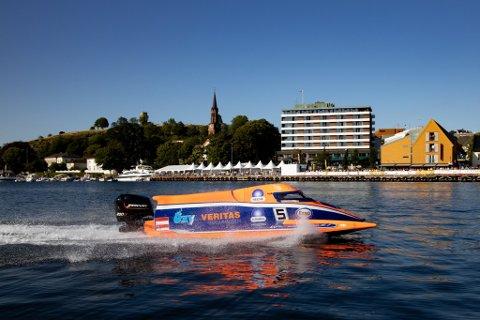 MANGLER DET VIKTIGSTE: Årets versjon av Tønsberg Båtrace vil bli en folketom affære