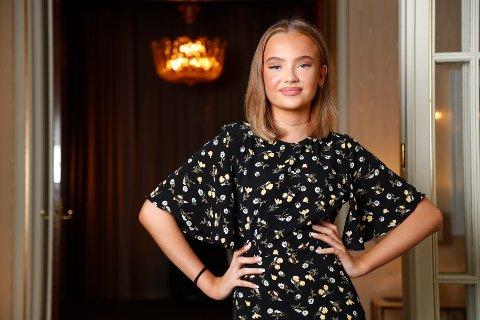 PÅ TV-SKJERMEN: Emma Ellingsen er aktuell med sesong to av «Generasjon Z». Nylig fylte hun også 18 år.