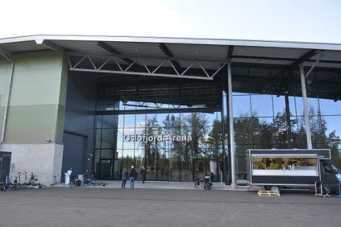 SOM PLANLAGT: Innendørs-NM for bueskytterne går som planlagt på Oslofjord Arena i mars.