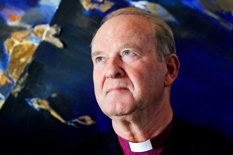 GIKK BORT SØNDAG: Olav Skjevesland var residerende kapellan på Nøtterøy på 1970-tallet.